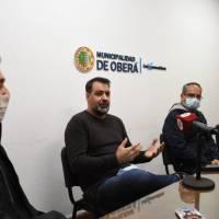 """Los pacientes con Covid 19 internados en Oberá son de San Vicente y Campo Viera; y hay cuatro """"dudosos"""""""