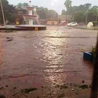 Oberá fue la ciudad más afectada por el temporal, comienzan a reponer las líneas de energía