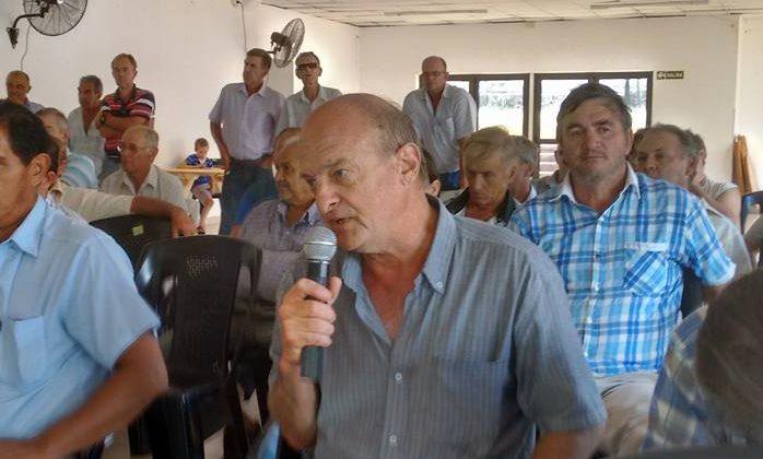 Falleció el dirigente y ex intendente BetoHein