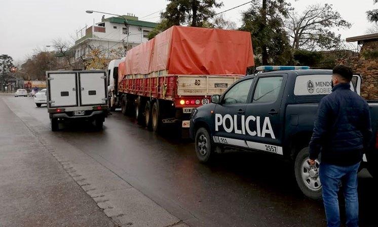 Interceptaron camión de Misiones con 27 kilos de cocaína escondida en el tanque decombustible