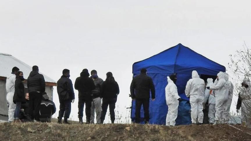 Crimen de Fabián Gutiérrez: lo encontraron enterrado y envuelto en unasábana