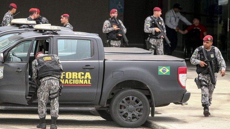 34 presos escaparon de una cárcel cerca de la TripleFrontera