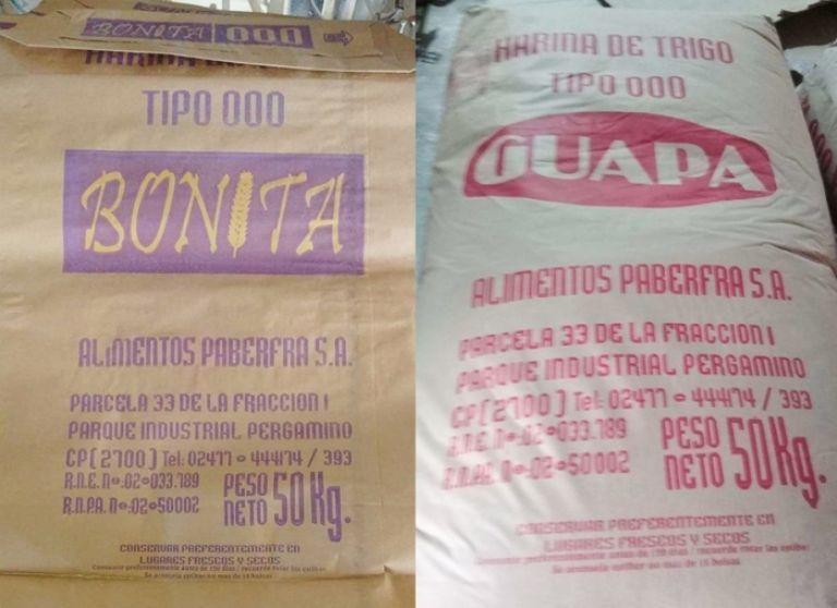 Prohíben la comercialización de dos marcas de harina y un salame picado  grueso – INFOBER