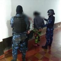 Desbarataron un bunker de marihuana en Villa Sapucay y hay 2 detenidos