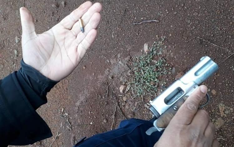 En un allanamiento secuestraron un arma de fuego y objetos vinculados a un hecho deabigeato