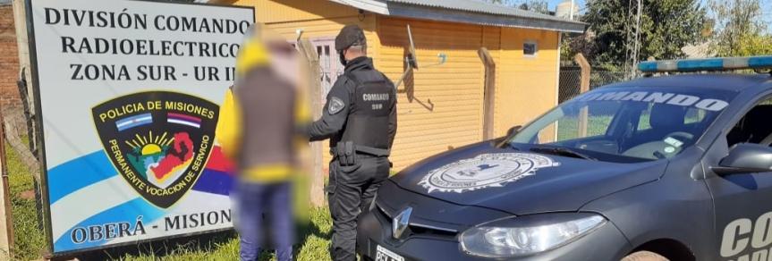 """Detuvieron a """"Sombra"""" por intentar robar herramientas de una camioneta estacionada en avenida SanLuis"""