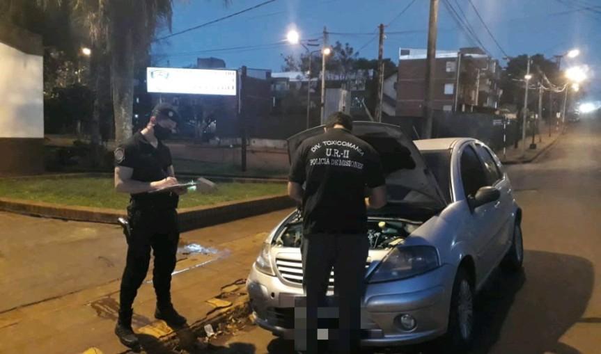Evadió un control en la ruta con un auto robado en Buenos Aires y fueinterceptado
