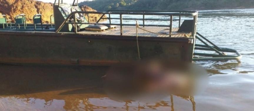 Encontraron flotando un cuerpo en avanzado estado dedescomposición