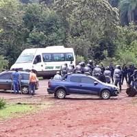 Desalojan a personas que intrusaron la biósfera Yabotí, habrían sido incitados por un diputado del PAyS