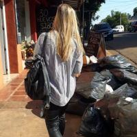 La Defensoría del Pueblo constató que no hay recolección de basura a causa del paro