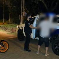 Operativo Seguridad Ciudadana con 100 policías: 10 detenidos, 5 licencias y 2 autos retenidos