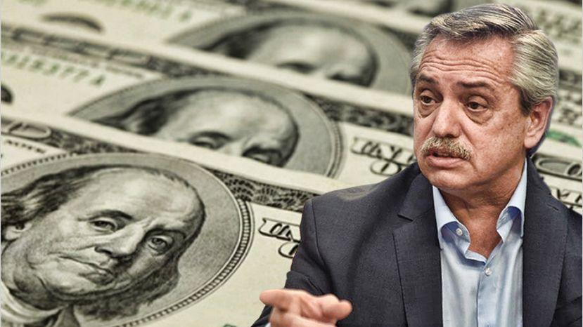$178: El Gobierno busca eximir de impuestos a las inversiones en pesos para frenar al dólarblue