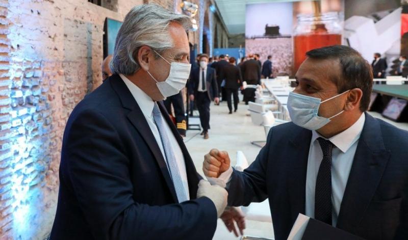 Herrera Ahuad respaldó a Fernández por sacarle recursos a Larreta para crear un Fondo de Fortalecimiento FinancieroFiscal