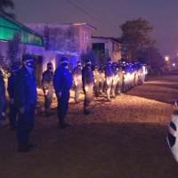 Clausuraron una gran fiesta clandestina en el Km 0 y otra en avenida Andresito