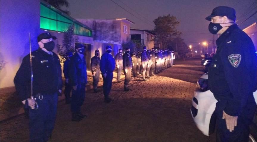 Clausuraron una gran fiesta clandestina en el Km 0 y otra en avenidaAndresito