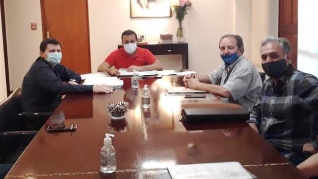 """Herrera Ahuad garantizó aportes económicos a la CELO """"para jerarquizar los serviciosesenciales"""""""