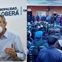 """""""Nos piden un 30% de aumento al básico... es inviable, no vamos a poder cumplir"""", dijo Fernández"""