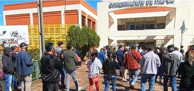 Comerciantes encarnacenos reclaman la reapertura de la frontera conArgentina