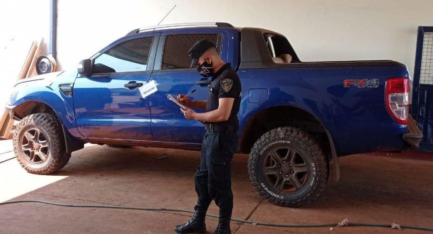 A mano armada le robaron la camioneta en el estacionamiento del HospitalSamic