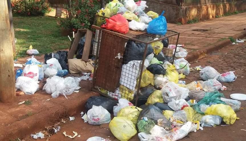 Se normalizan los servicios de recolección, limpieza y reparto de agua; el trabajo demandará 2 o 3días