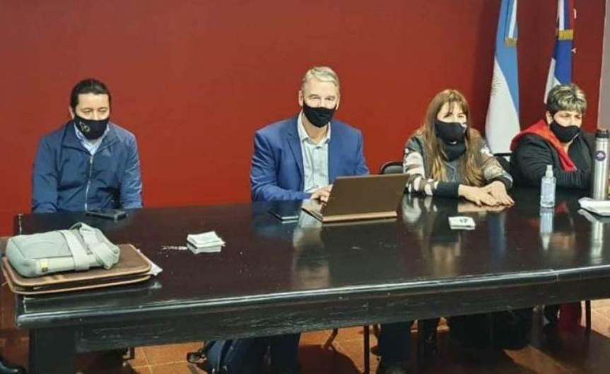 Grillo dijo que sólo el 10% de los alumnos en Misiones no tuvo acceso a la educación virtual en2020