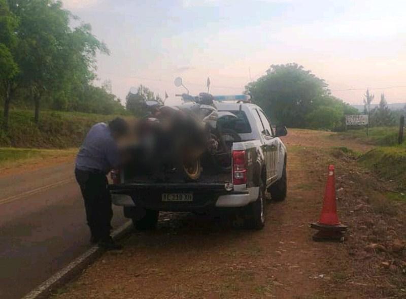 La Policía secuestró seis motos por falta de papeles, luces, espejos y escapesmodificados