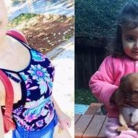 Buscan a una joven y a su pequeña hija que se fueron de la casa en calle Lavalle
