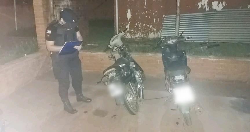 Tres jóvenes resultaron heridos tras un choque de motos en calle RíoCuarto