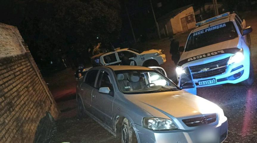 Operativos: 36 detenidos, 66 vehículos retenidos y más de 100 actaslabradas
