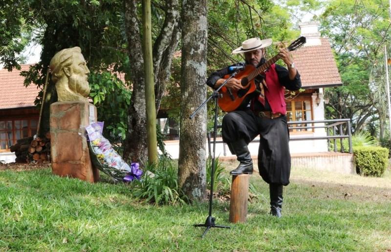 Celebraron el Día de la Tradición en el Parque de lasNaciones