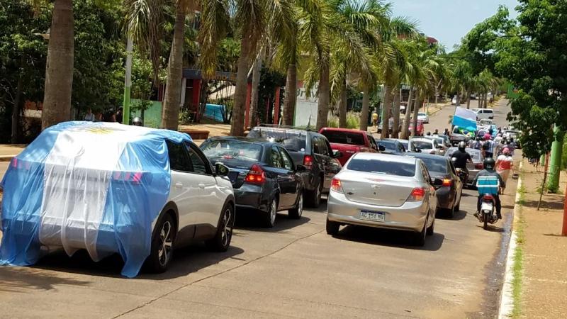 Destinarán 3 millones a subsidiar el pago de patentes de 210 taxistas enIguazú
