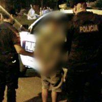 """""""Marito"""" fue detenido por el robo de una garrafa y se busca a sus cómplices"""