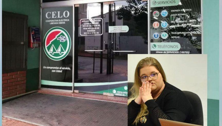 Perini solicitó a la CELO suspender cortes a familias afectadas por elCOVID-19