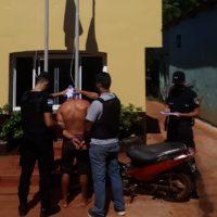 "Cayó ""Kolla"", estaba prófugo por varios ilícitos en Guaraní"