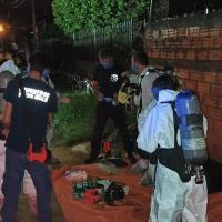 Hallaron el cuerpo de una mujer en avanzado estado de descomposición