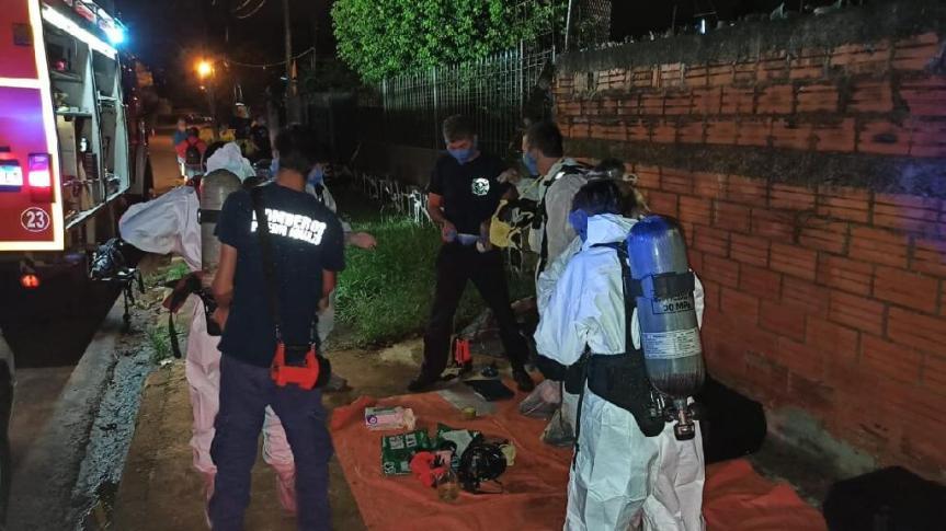 Hallaron el cuerpo de una mujer en avanzado estado dedescomposición
