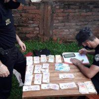 Detuvieron a la presunta psicóloga que le robó 14 mil dólares a una pareja en un hotel y hallaron 234 mil pesos
