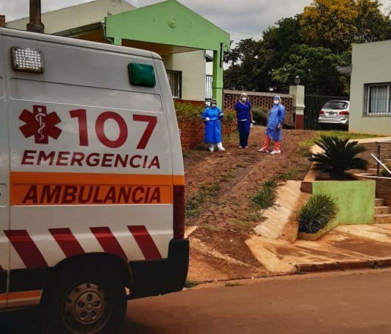 """Salud pública asiste a los 16 pacientes con Covid en el hogar """"Elremanso"""""""