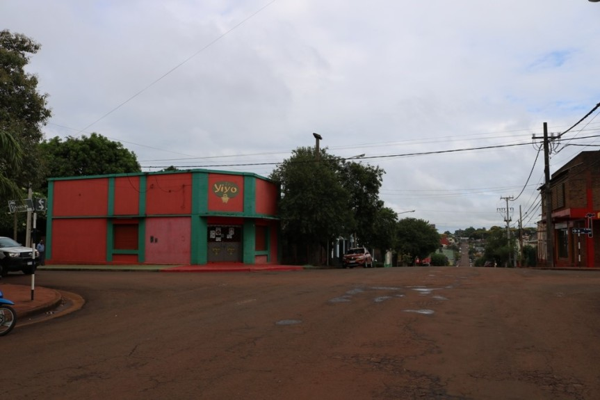 Calle Estanislao del Campo será mano única desde ellunes