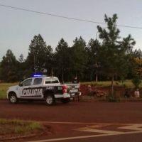 Despiste de un auto en la ruta 14 dejó tres muertos y dos heridos graves