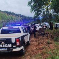 Persecución y detenidos tras supuesto secuestro de un automóvil