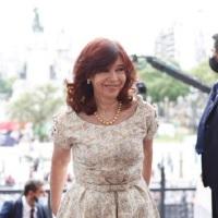 """Cristina llegó al Congreso sin barbijo y Fernando Iglesias le gritó """"Cumplí con la ley"""""""