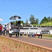 Concejal y empleada de Salud Pública pidió una lista de docentes que protesten para no atenderlos