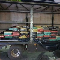 Llevaba más de 5 toneladas de droga procedente de Misiones