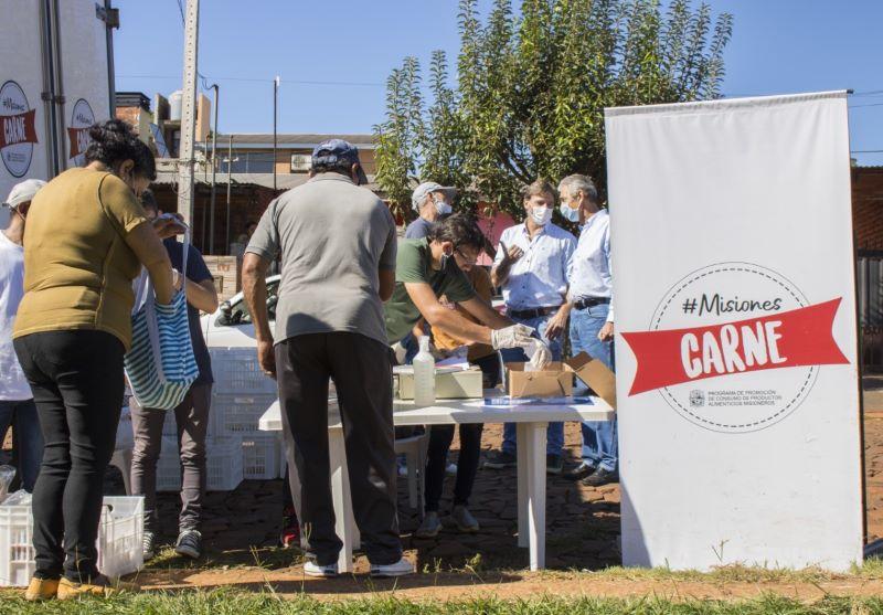 Misiones Carne llega al Mercado Concentrador elsábado
