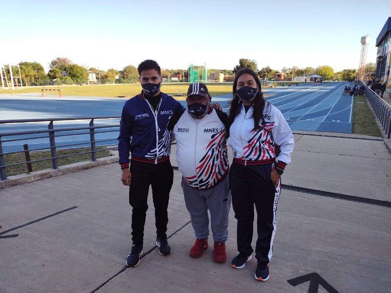Atletismo Adaptado: Oberá presente en el OpenInternacional