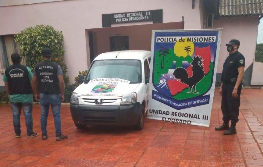 """Compró """"de buena fe"""" un vehículo robado en SanPedro"""