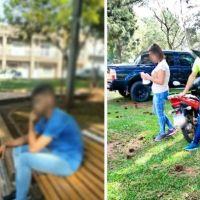 Vehículos secuestrados y varios multados por no usar barbijos y encuentros clandestinos