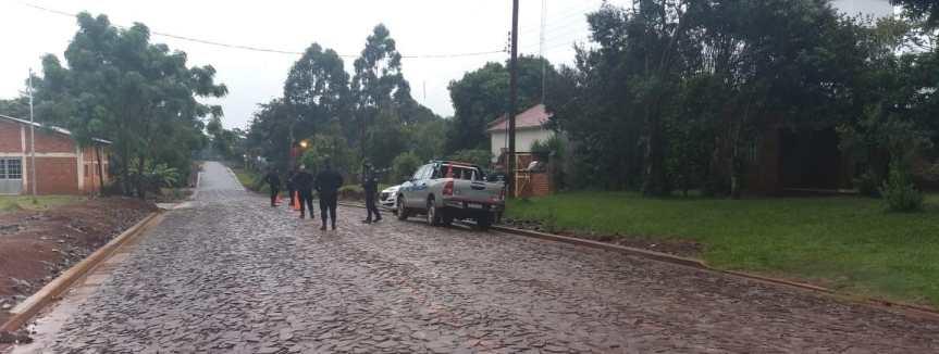 Operativo en Campo Viera dejó licencias retenidas y 4 actas de infracción altránsito