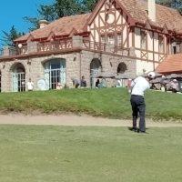 Destacada participación de joven obereño en torneo de golf de menores